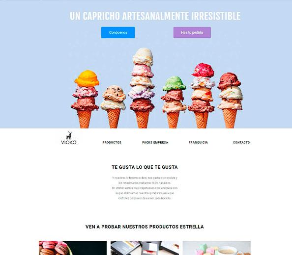 Creación de páginas web para empresas en barcelona