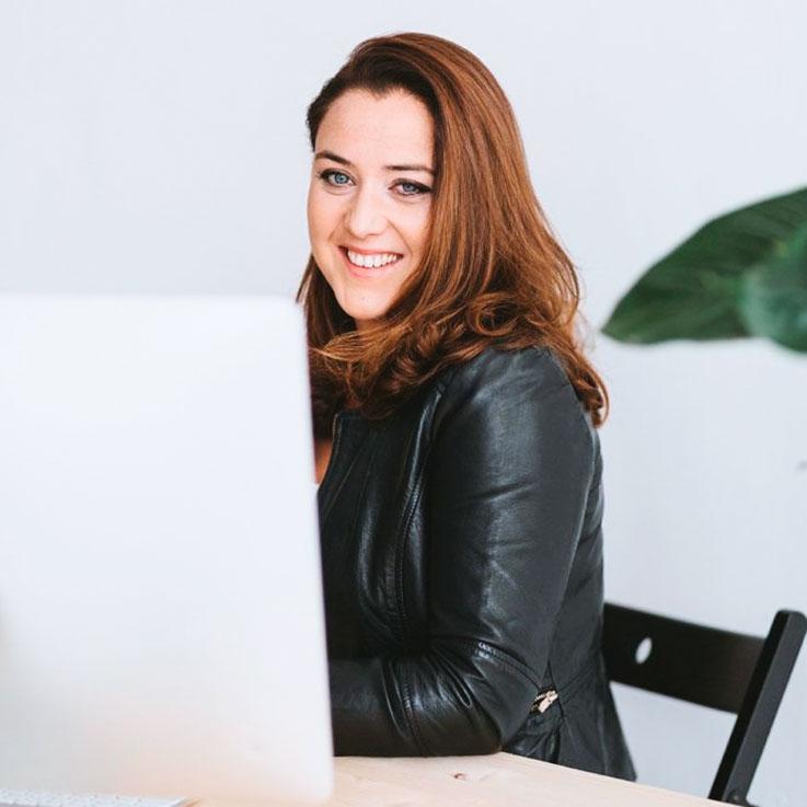foto de Lucía Irureta branding studio