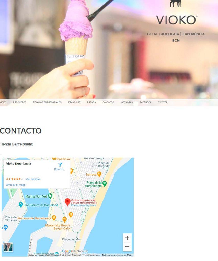 renovación completa de páginas web en barcelona